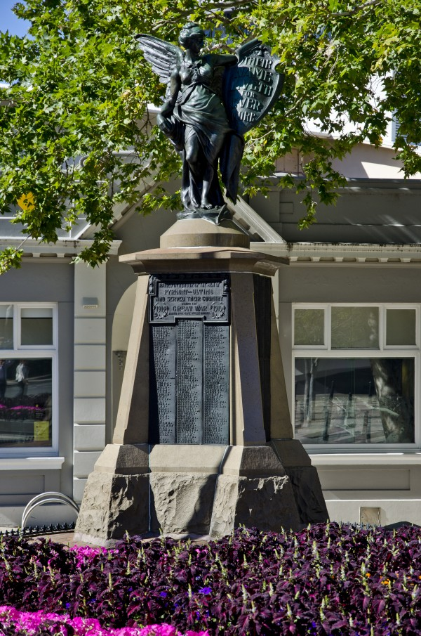 Pyrmont Ultimo War Memorial