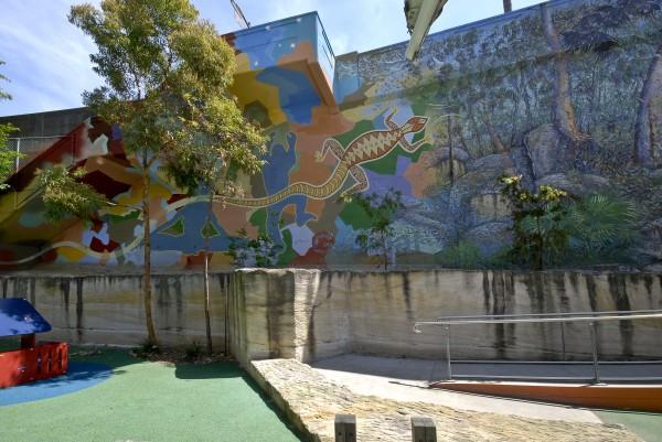 KGV Mural
