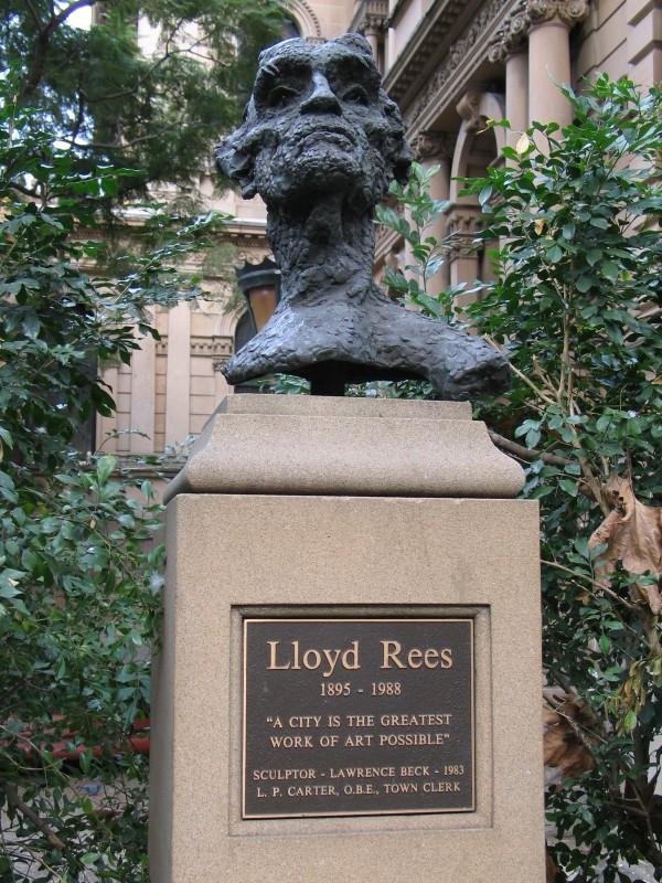 Lloyd Rees