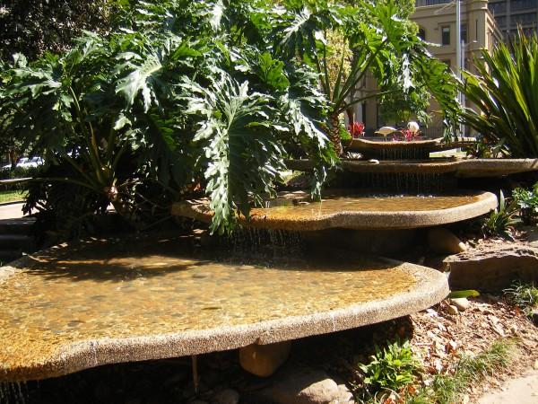 Busby's Bore Fountain