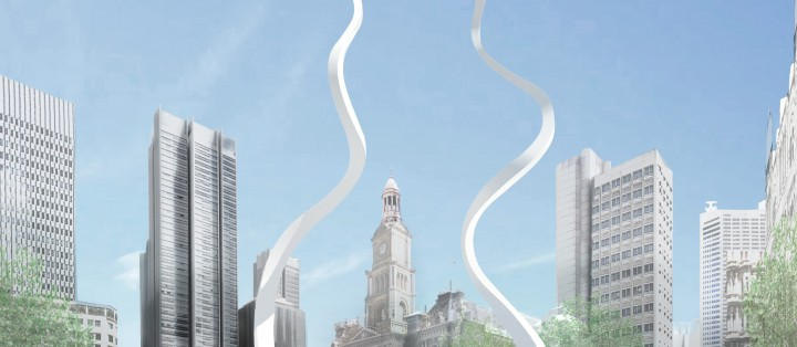 Junya Ishigami, concept for Cloud Arch
